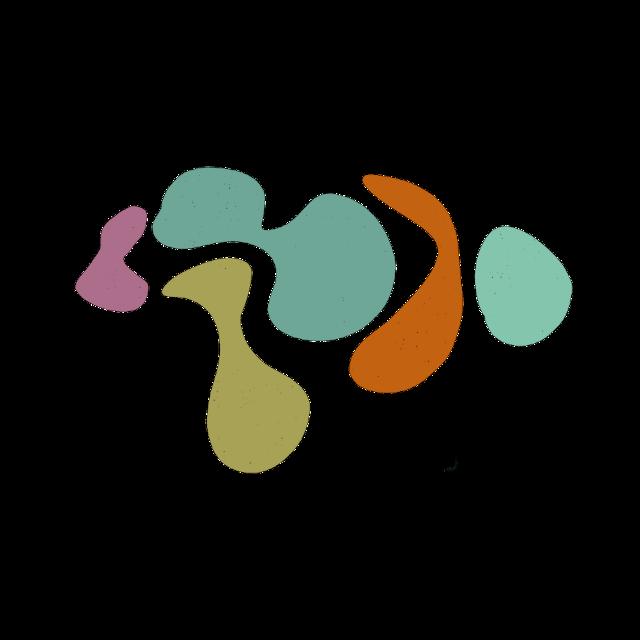 #retro #organic #shapes #blob #midcentury #midcenturymodern