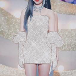 twice nayeon twicenayeon glitter pearl freetoedit