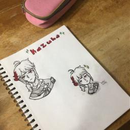 idk genshinimpact kazuha genshin drawing
