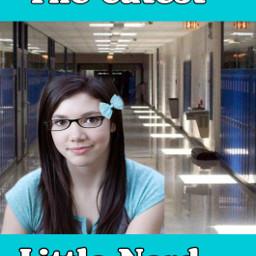 alishanewton alishanewtonedit nerd cutenerd nerdgirl cutegirl highschool freetoedit