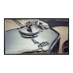 classiccars details jaguar hoodornament socal