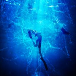 bellezasublime bellezasubmarina freetoedit ircunderwaterbeauty underwaterbeauty