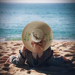 challenge summer sea freetoedit ircdesignthesunhat designthesunhat