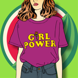 girl power freetoedit
