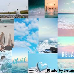 freetoedit aesthetic blueaesthetic relaxing relax relaxingaesthetic calm calmblue