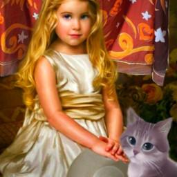 cat hat blonde ircdesignthesunhat designthesunhat freetoedit