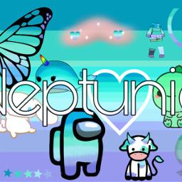 neptunic pride pridemonth freetoedit
