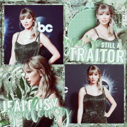 taylorswift tayloralisonswift lover oliviarodrigo green aesthetic shapeedit arianagrande beyonce katyperry freetoedit