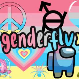 flux genderflux pride pridemonth freetoedit