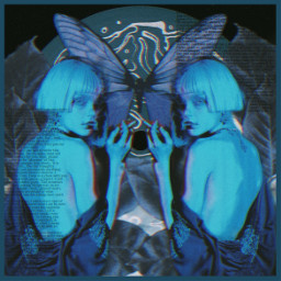 freetoedit aesthetic blue blueaesthetic