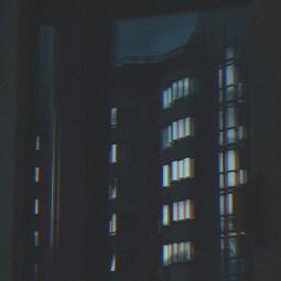dark building house light sky reflection atmosphere filter picsart photo photography phone redmi redminote9pro freetoedit