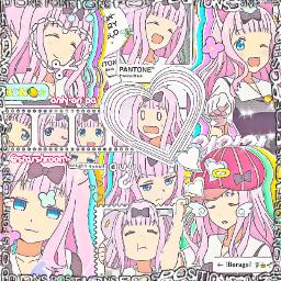 freetoedit chikafujiwara loveiswar anime animeedit complex complexedit edit notfreetoedit donotremix interesting ily