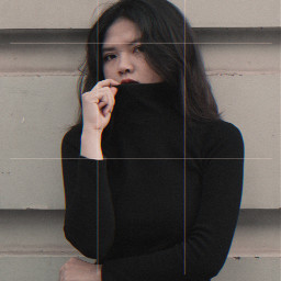 freetoedit vietnamgirl replaymypic replay iphone iphonecamera edit cool blackclothes model