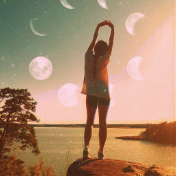 freetoedit moon moonchild boho naturelove aesthetic spacecore astrology astroedit spaceedit aestheticedit wellness flowerchild vsco vscogirl