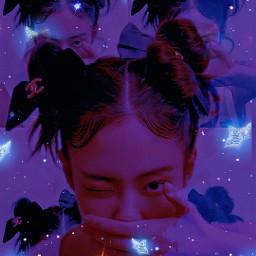 freetoedit fanartofkai fotoedit rimix rimixit followme share pretty girl jinne blackbink edit picsart