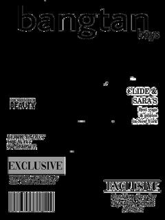 magazine bangtanboys bts v kimtaehyung teahyung parkjimin jimin suga jhope rm kimnamjoon jk jeonjungkook freetoedit