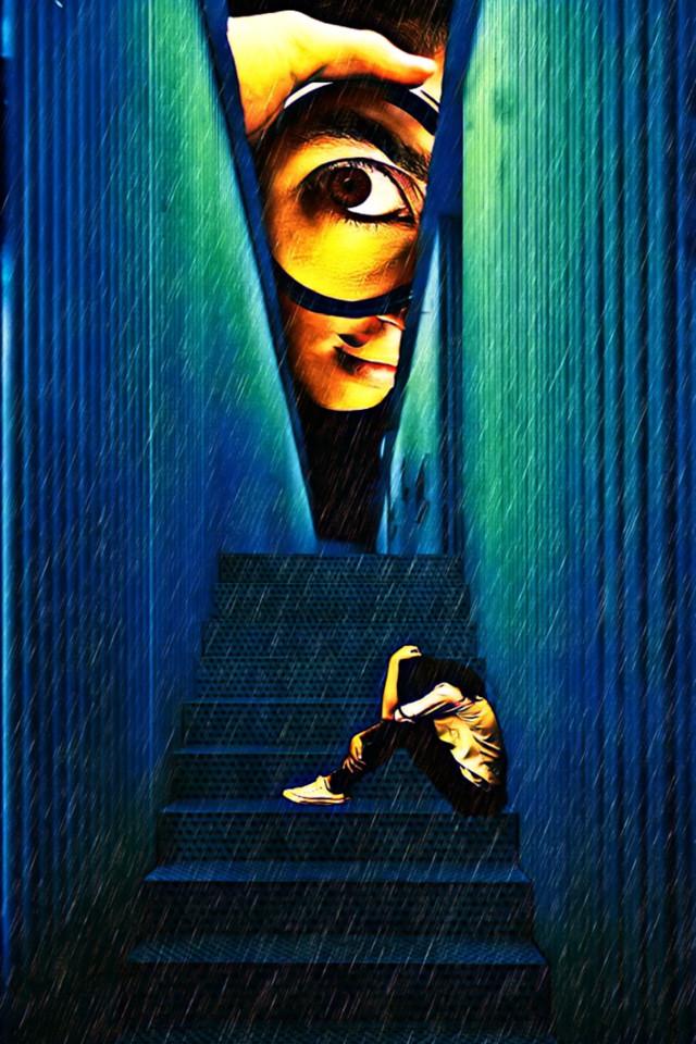 #psychology #hideaway #sadgirl #rainaesthetic #rain #magnifyingglass #depression #pirasisproyo #heypicsart #challenge