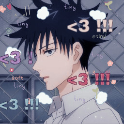 anime toolazyfortagstoday megumisupremecy gojosupremecy