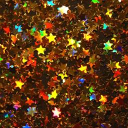 stars goldstars gold glitter shine shiny pretty bright holographic colourful colorful backgrounds pinterestimage pinterestpicture pinterest freetoedit