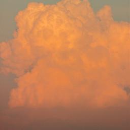 sunsetclouds freetoedit