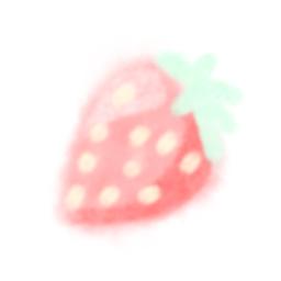 strawberry watercolor watercolorstrawberry ibispaintx