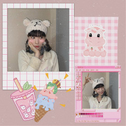 freetoedit taeyeon snsd kpop interesting pink cute