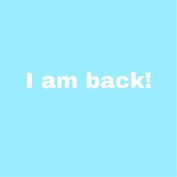 freetoedit iamback