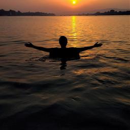 freetoedit photography sunset river aditings spreadlove