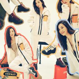 sulgi redvelvet kpop interesting magazine fashion vogue