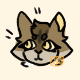 originalart digitalart notmyoc feline doodle