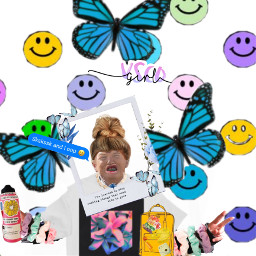 freetoedit vsco help trump trumpmakeover uglytopretty tips helphimnowwwww smileyface flower butterfly scrunchie hydroflask crocs peacesign lipbalm camera polorid poloridcamra