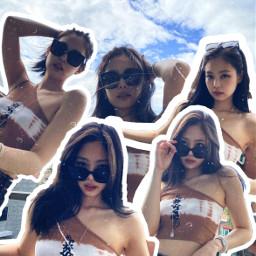 kpop jennie blackpink interesting fashion vogue elle styles