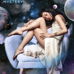 space mystery befree freetoedit