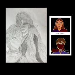 wattpad art drawings theland oc ocredraw charmest arakam ship og sketch
