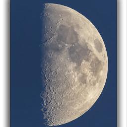 moon canon7dmarkii sigma150600 moon_awards moonphotography moonphases moonwatch sky bluesky space mond emotions dreams bpdreams moonlight