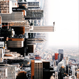 unsplash city surreal surrealism freetoedit