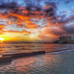 photography travel nature water beach sky sunset freetoedit pcmydreamdestination mydreamdestination