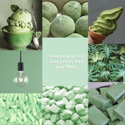 collage green wallapwr aesthetic art picstart madebyme madewithpicsart unique mightdelete