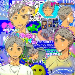 hyunjinthecoochieman complexedit edit complex anime animeedit aesthetic blend blendedit suga haikyuu sugaedit sugawaraedit ripkejispopsiclethatismadaf meanpopsicle sugahaikyuu