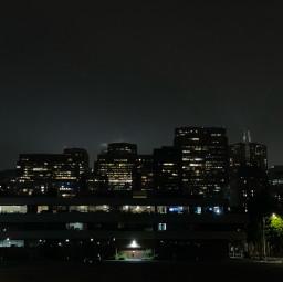freetoedit sanfrancisco san francisco night nofilter megapolis city black lights