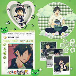 freetoedit yamaguchi tadashiyamaguchi haikyuu interesting edit