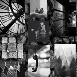 collage weird mightdelete mightdeletelater wallaper aesthetic white black grey vsco