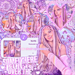 fouxfairy foux fairy somewhereovertherainbow shapeedit pink purple complex heartbeat complexedit shape wowo edit edition raindropscloudy yuh hashtag queen icon iconic branch hamster
