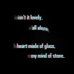 freetoedit cool song songbeat music black mood theme vibe sad alone beat heart mind