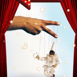 desafio challenge maosdepaz marionette circus circo freetoedit ircpeacesign peacesign