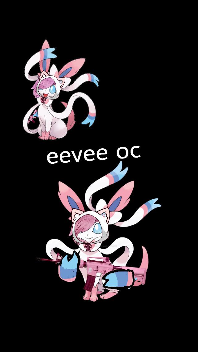 #eevee oc