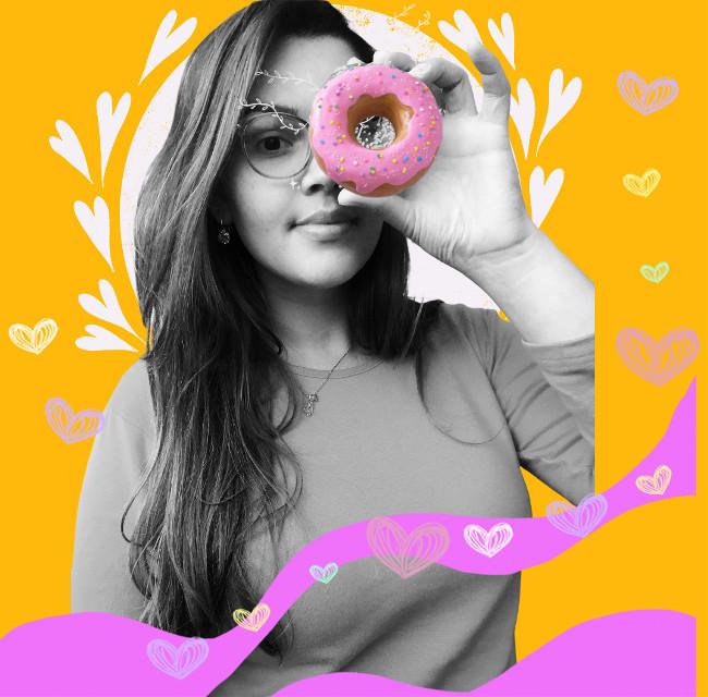 #Donuts #confeitaria #Doces #docesoutravessuras #instagram #instadoce #photography #picsart #confeitariaporamor #colorful