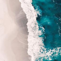 море эстетика морскаятематика волна берег обои мореее