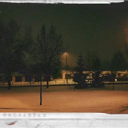 oldphoto snowday