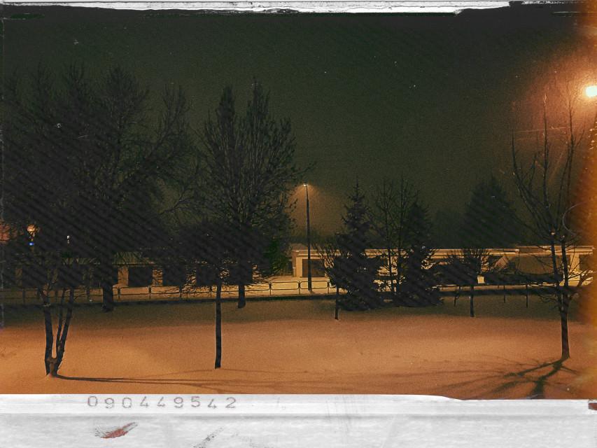 #oldphoto #snowday